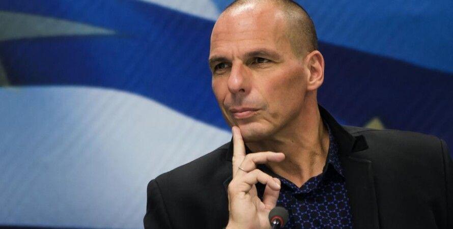 Янис Варуфакис / Фото с сайта rfi.fr