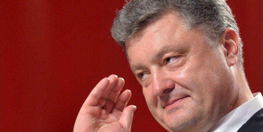 Петр Порошенко / Фото: AFP