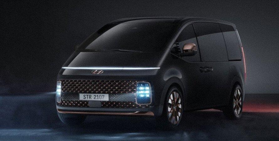 Минивэн Hyundai Staria