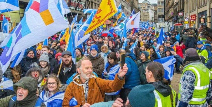 Шотландия, Референдум, Независимость Шотландии, Никола Стерджен, SNP