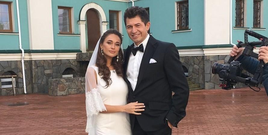 Юлия Леус, Андрей Джеджула, жена джеджулы
