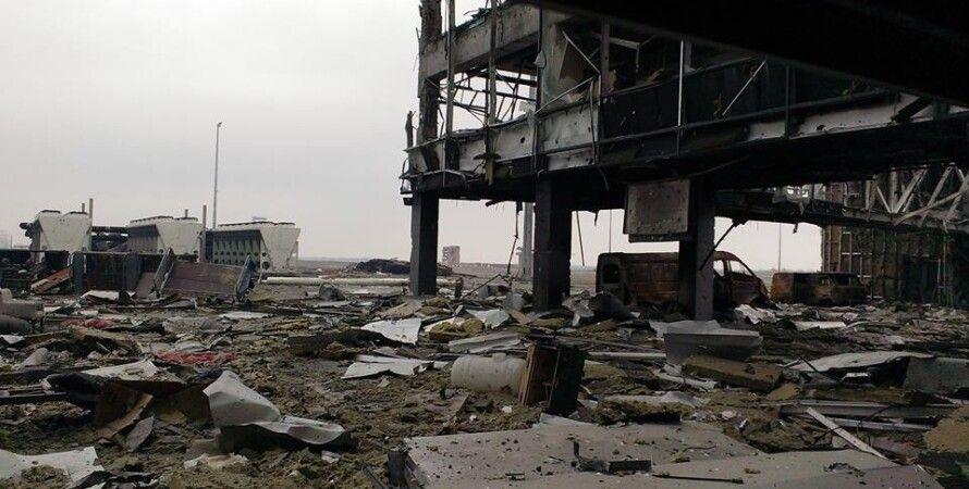 Донецкий аэропорт / Фото: ТСН