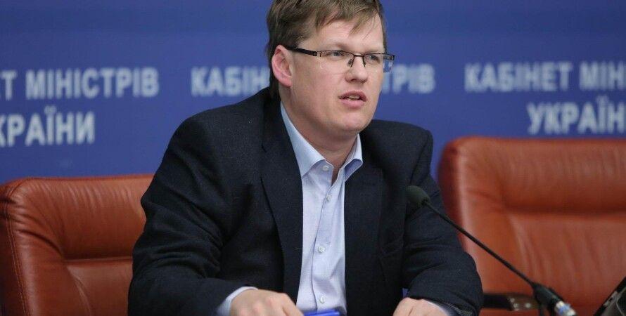 Павел Розенко / Фото: пресс-служба Кабмина