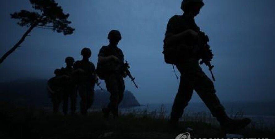 Северокорейский пограничный пост/Фото: Интерфакс