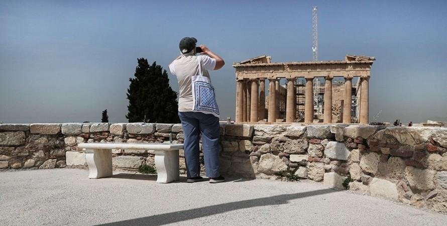 Греция, карантин, коронавирус, туристы, путешествия, разрешение,