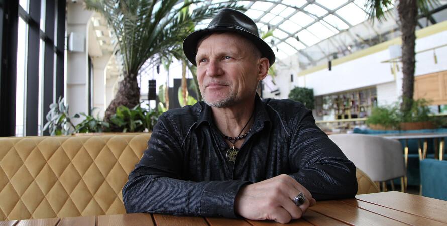 Олег Скрипка, интервью, Фокус