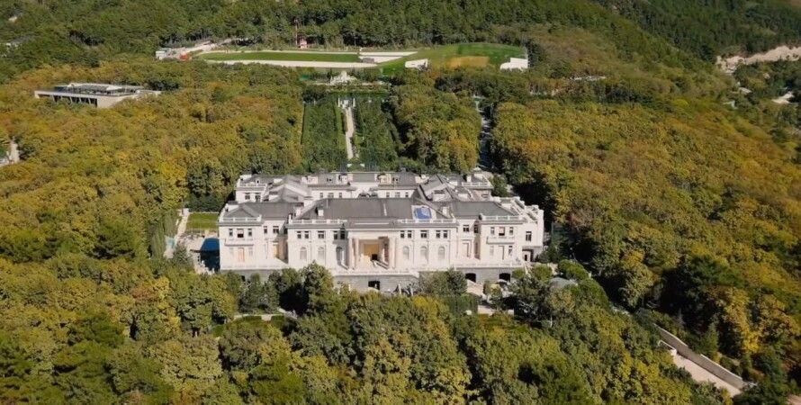палац Путіна, Геленджик