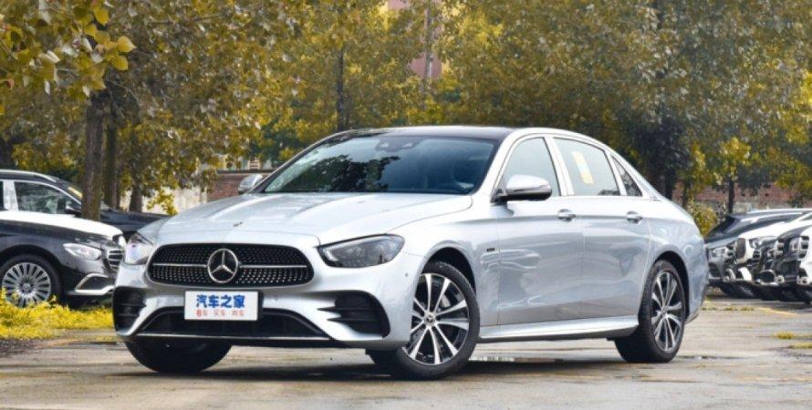 Mercedes-Benz E 350 eL