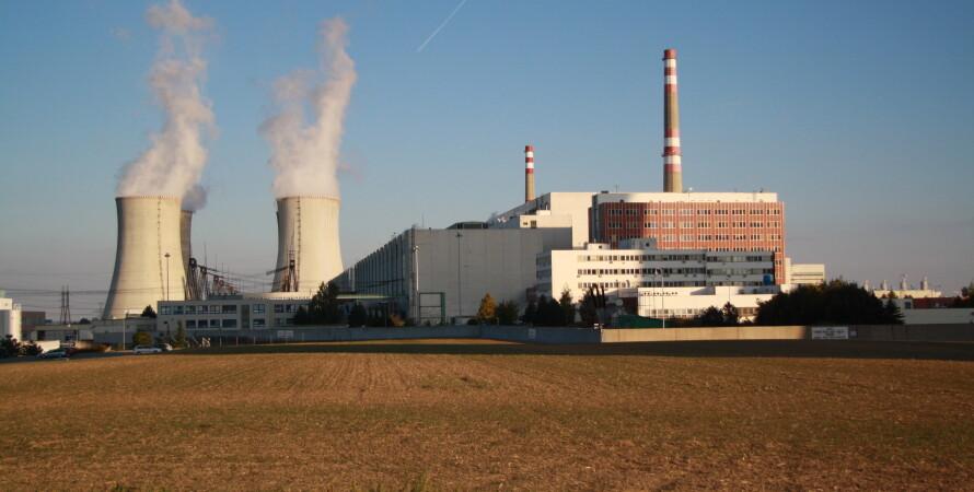 строительство энергоблока в чехии, строительство аэс