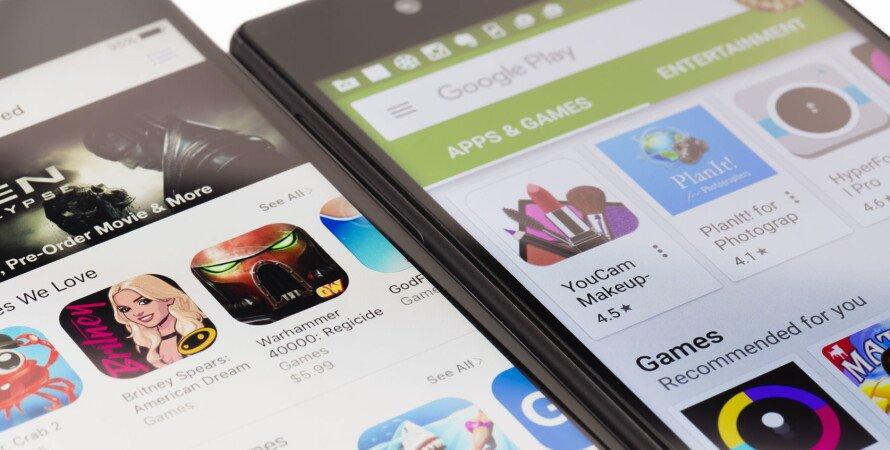 додатки, Google Play, шахрайство, фото