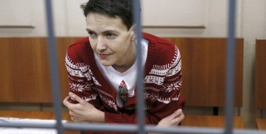 Надежда Савченко / Фото: телеканал