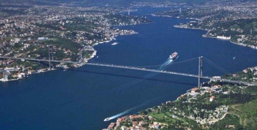 Пролив Босфор / Фото из открытых источников
