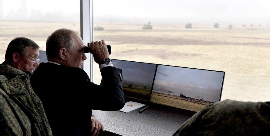 Путин, агрессия России, война с Россией