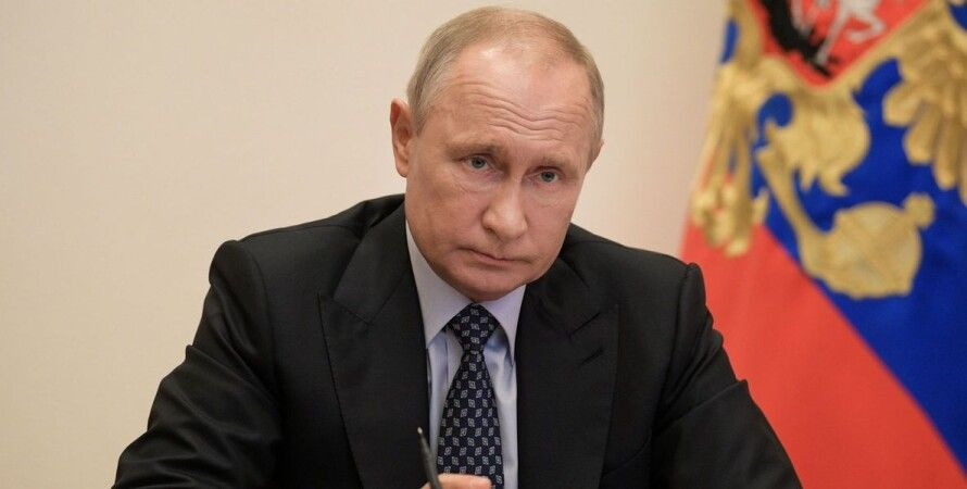 путин, владимир Путин, зеленский, михаил подоляк, офис президента Украины, От Харькова до Москвы ракеты за 7 минут