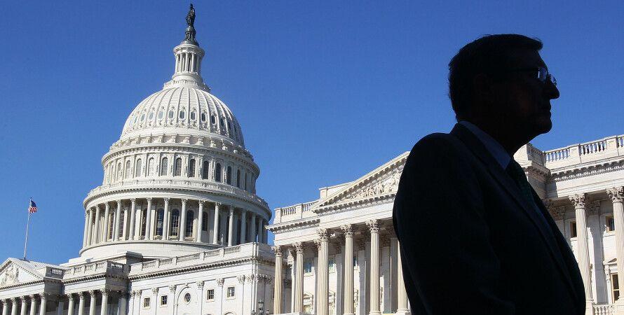 Здание Конгресса США / Фото: Getty Images