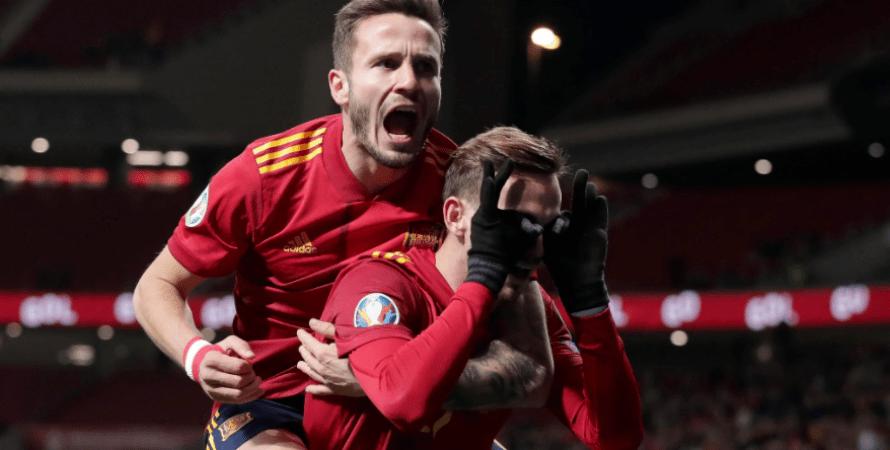 Сборная Испании, Евро-2020, сборная Швеции