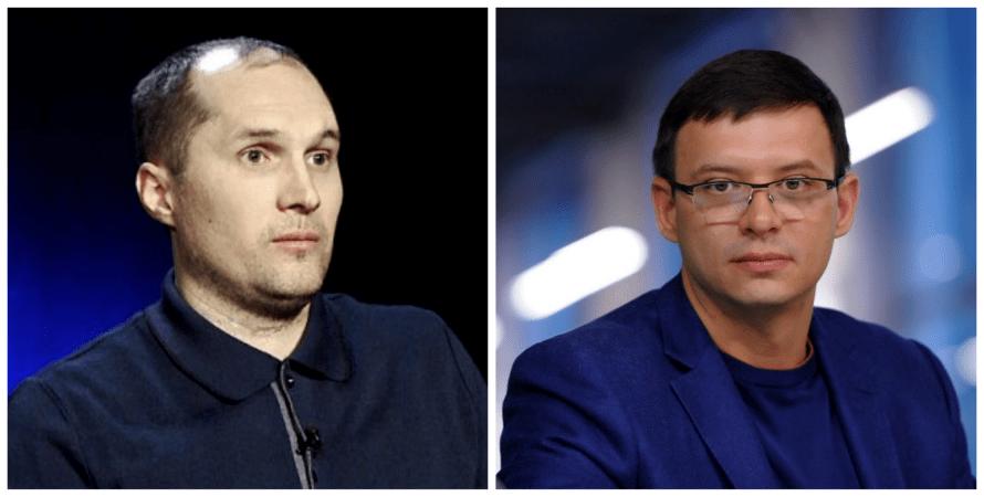 Бутусов і Мураєв, конфлікт, журналіст, погрози Бутусову, Мураєв погрожував Бутусову