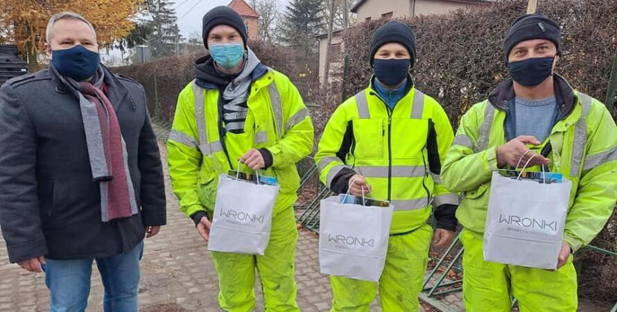 украинцы, спасение ребенка, Польша