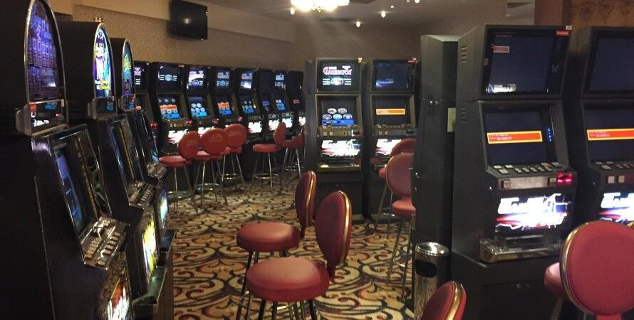 Подпольное казино на Бессарабке / Фото: Facebook