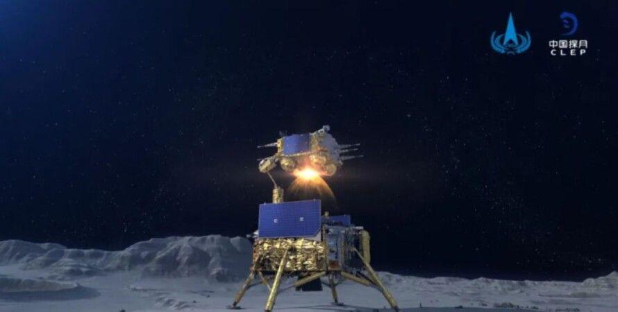 Chang'e-5, зонд