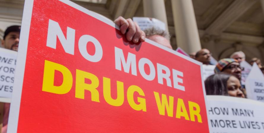 сша, наркотики, орегон, декриминализация, героин