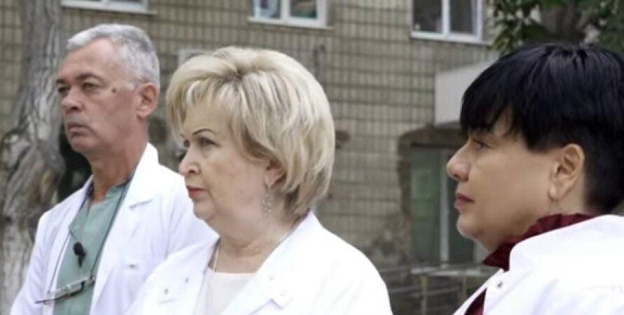 Михаил Бно-Айриян, документальный фильм, COVID-2019, Экс-глава Киевской ОГА