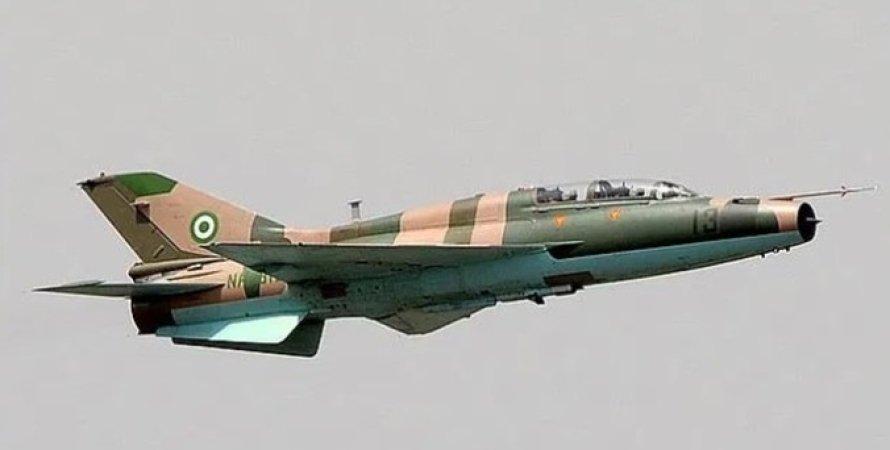 Винищувач, Нігерія, Боко Харам, Офіцери, ВПС Нігерії