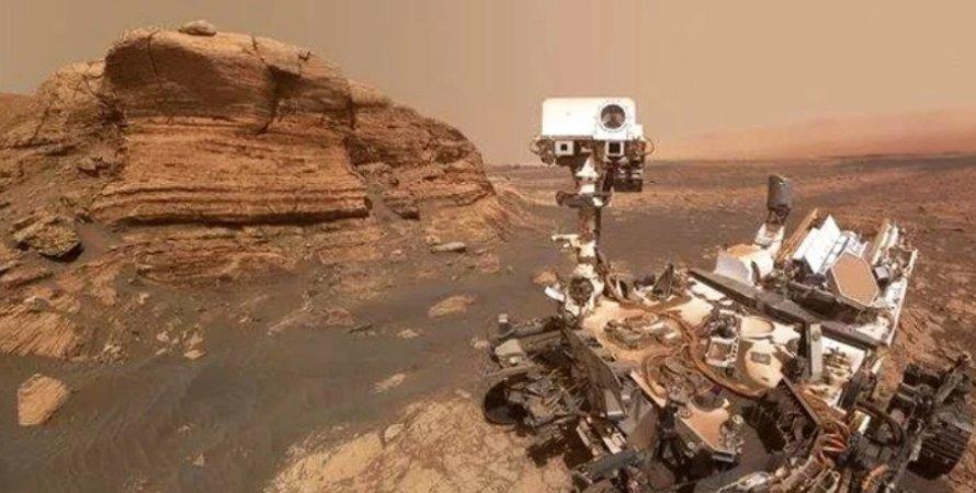 Curiosity, марсохід, Марс, метан