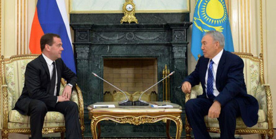 Дмитрий Медведев и Нурсултан Назарбаев / Фото: nur.kz