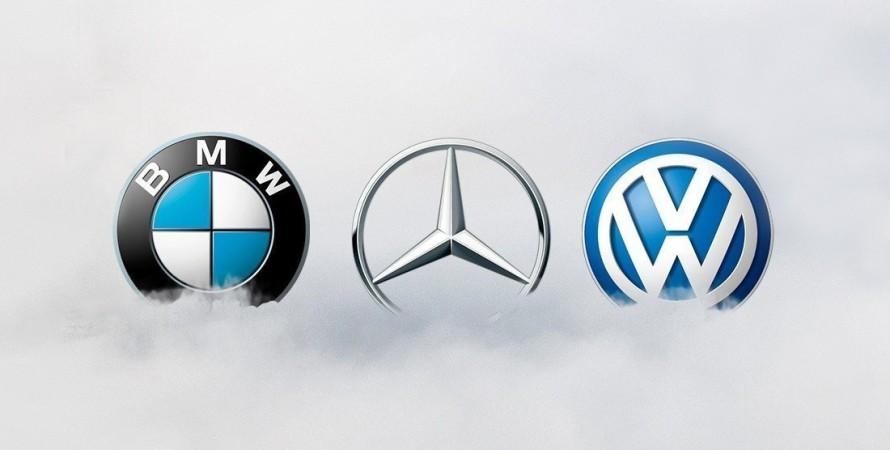 картельный сговор BMW, Daimler и Volkswagen