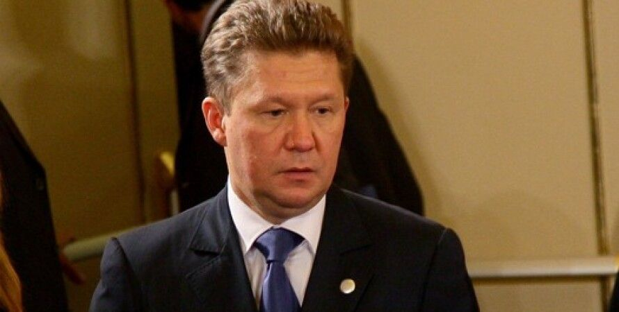 Глава Газпрома Алексей Миллер / Фото: Getty Images