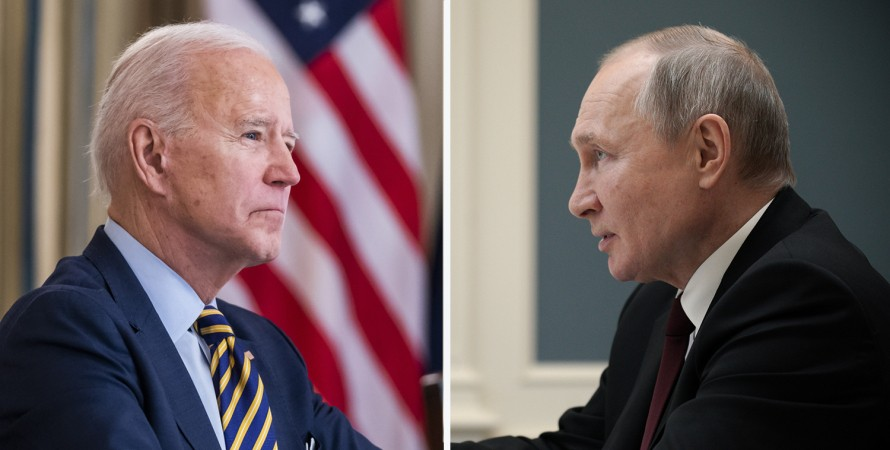 саміт Байдена і Путіна