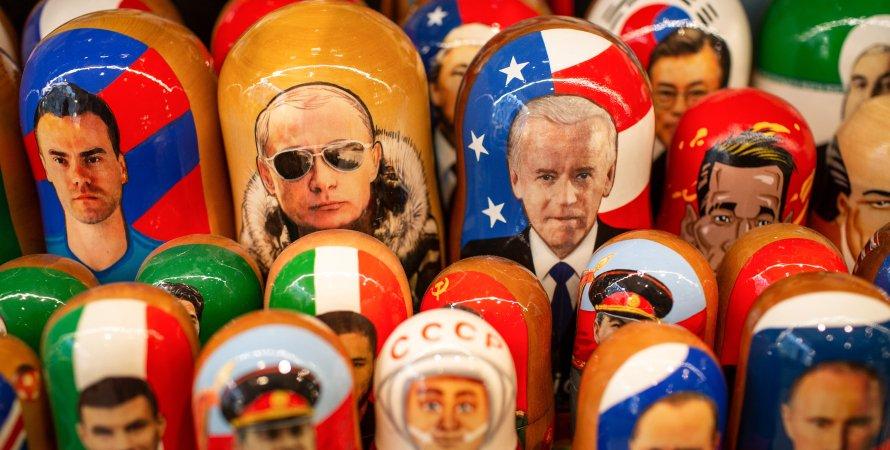 Владимир Путин, Джо Байден, саммит в Женеве