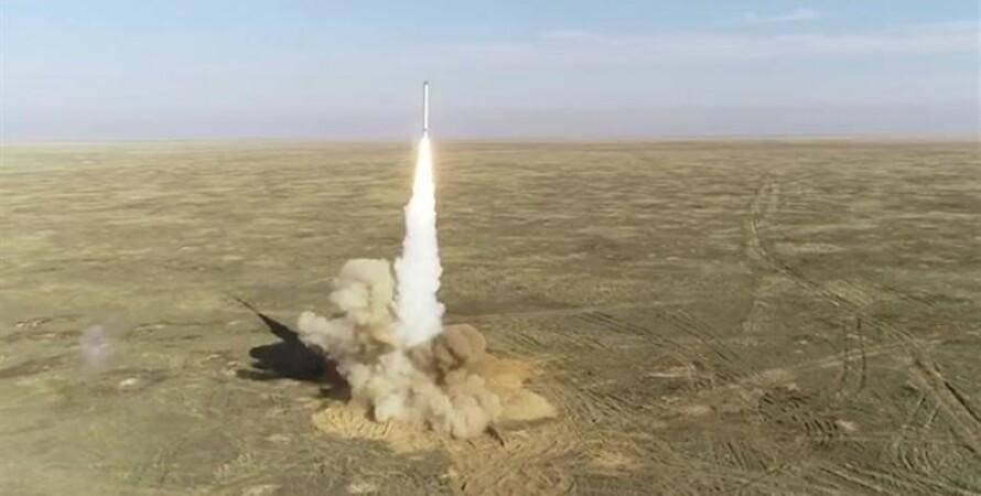 іран, ракети, балістика, запуск ракет, 1800 км, радіус ураження