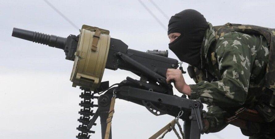 боевики, Донбасс, обстрел