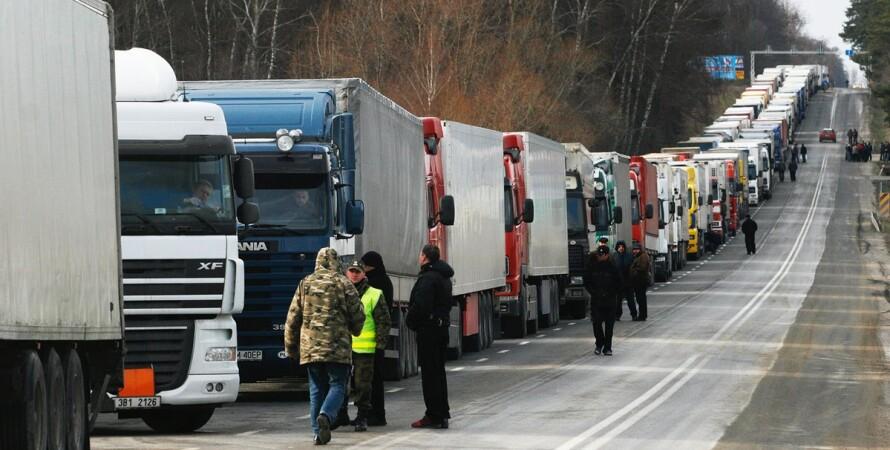 постановление, запрет, ввоз, товары, россия, фуры, граница, фото