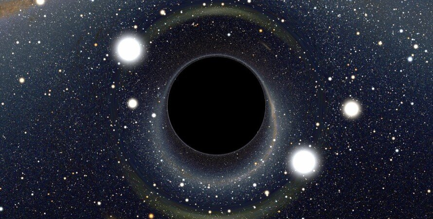 Чорна діра, вчені, космологи, сонячна система, дев'ята планета, гравітація