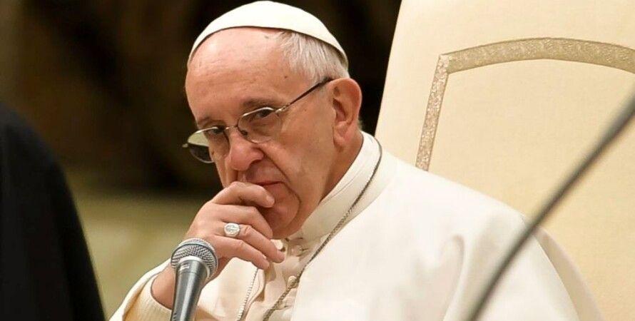 Папа римский Франциск/ Фото: Радио Свобода