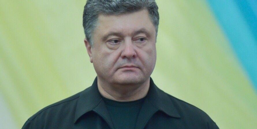 Петр Порошенко / Фото: сайт президента