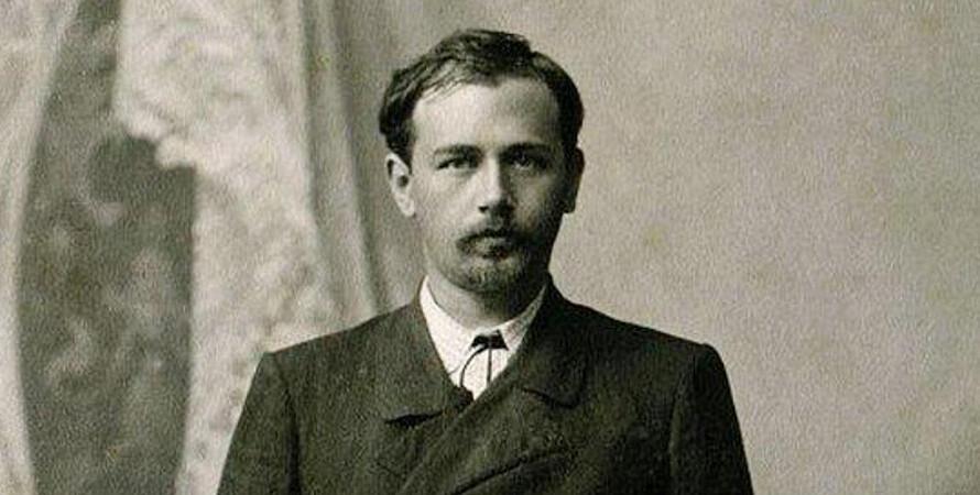 Микола Леонтович, композитор — ретро фото