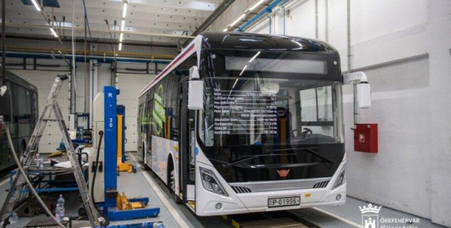 "Электробус ""Икарус"", новый икарус, икарус, электробус, венгерский электробус"