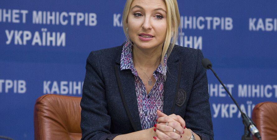Наталья Севостьянова / Фото пресс-службы Кабмина