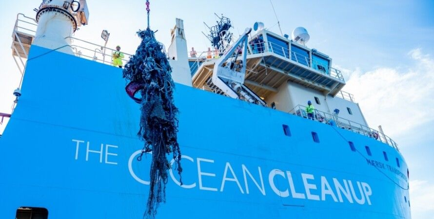 Фото: Ocean Cleanup