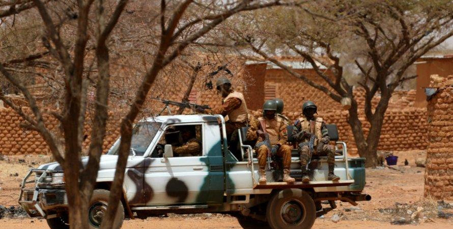 буркина-фасо, убитые журналисты