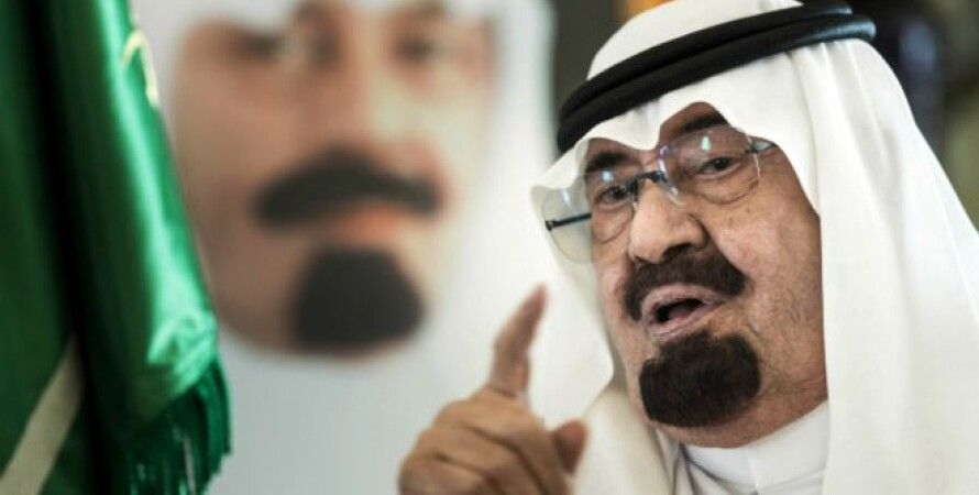 Абдалла Бен Абдель Азиз Аль Сауд / Фото: AP