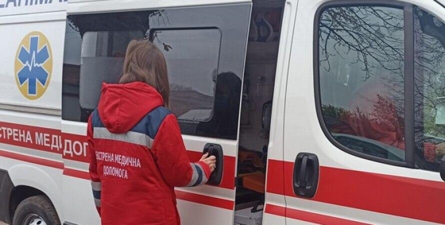 пациенты, врачи, Киев, нападение, фельдшер