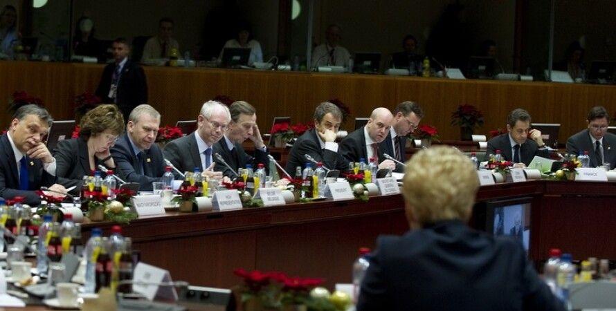 Совет Евросоюза / пресс-служба совета ЕС