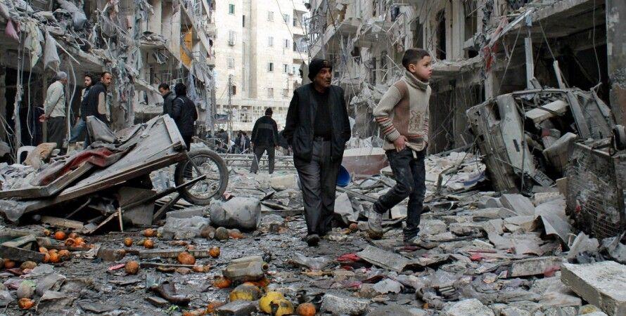 Сирия / Фото: bloombergview.com