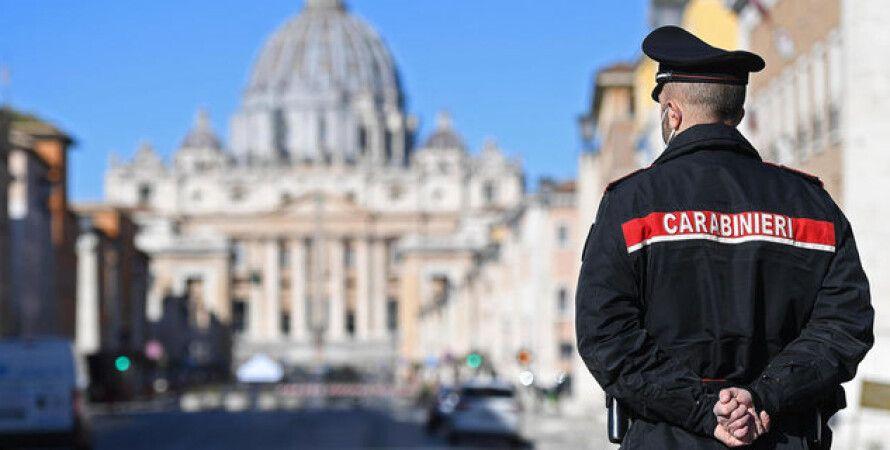 Италия, шпионы, шпионаж, 80 шпионов, треть
