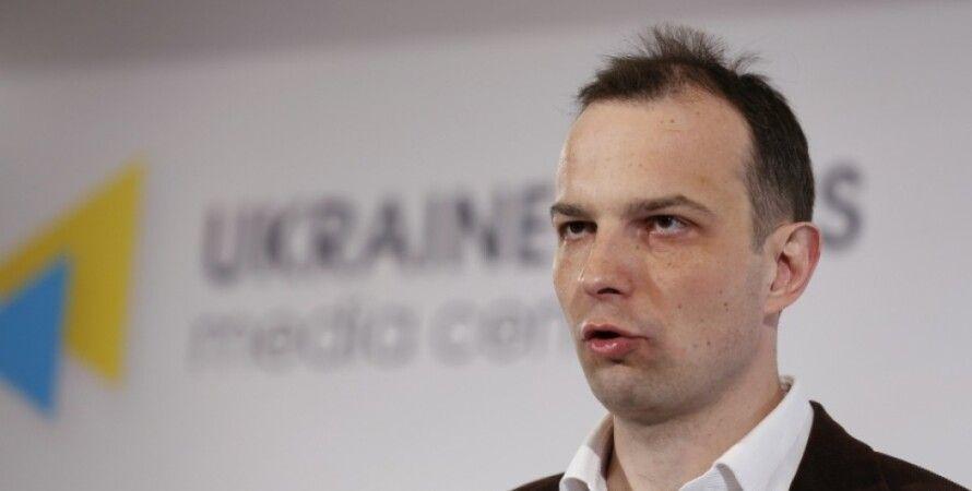 Егор Соболев / Фото: uacrisis.org